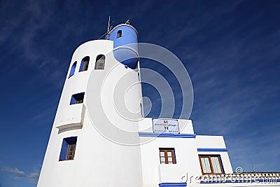 La Duquesa tower. Andalusia Spain