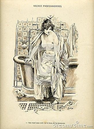 La Femme intime