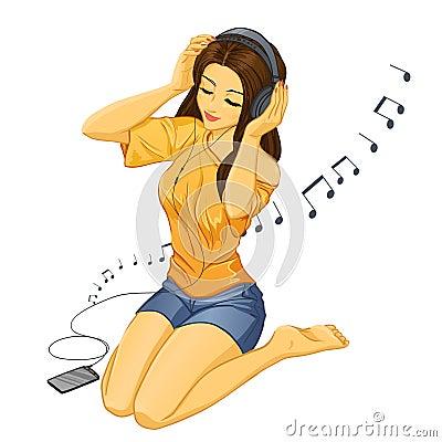 C'est une musique de fille