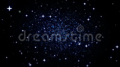 La galaxie bourdonnent dedans illustration stock