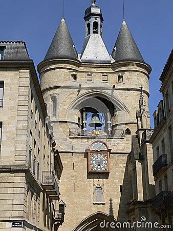 La Grosse Cloche, Bordeaux ( France )