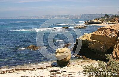 La Jolla San Diego in Southern California