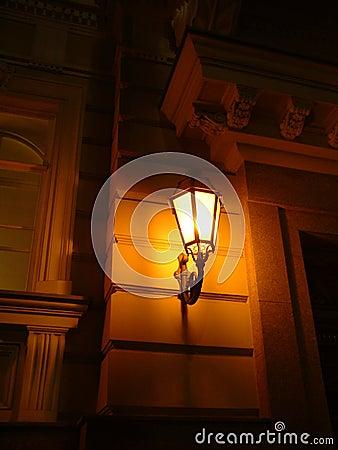 La lampe