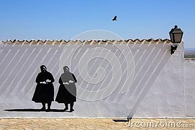 La Mancha - Spanien