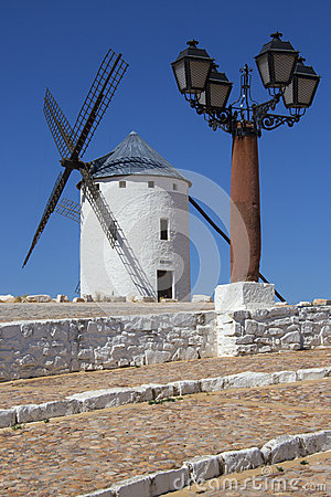 La Mancha Windmills - Spain