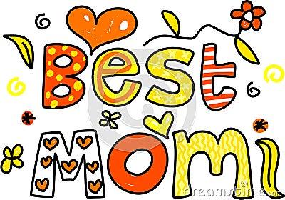 La mejor mama