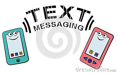 La messagerie textuelle