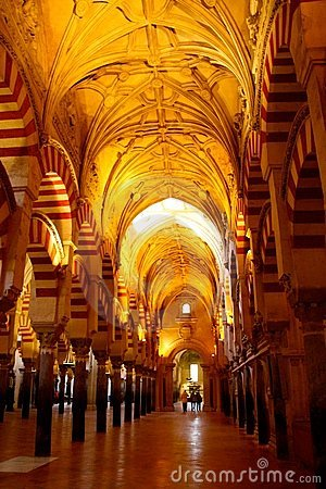 Free La Mezquita, Cordoba, Spain Royalty Free Stock Photography - 7739097