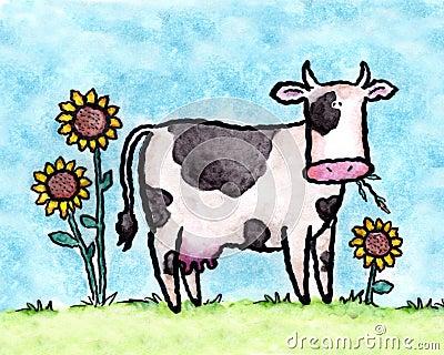 Foto mucca da latte 28