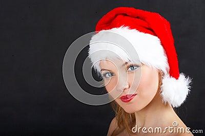 La muchacha de la Navidad