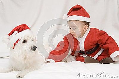 La Navidad querida.