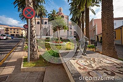 La Orotava. Tenerife, Canary Islands, Spain