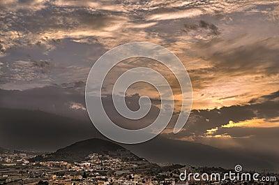La Orotava valley