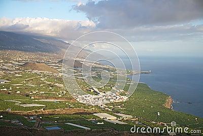 La Palma coastline