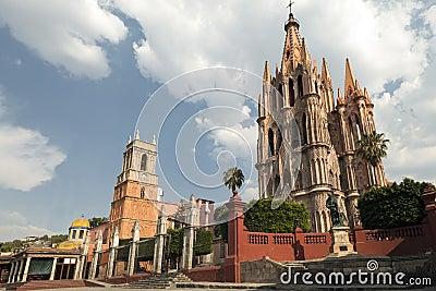 La Parroquia of San Miguel de Allende