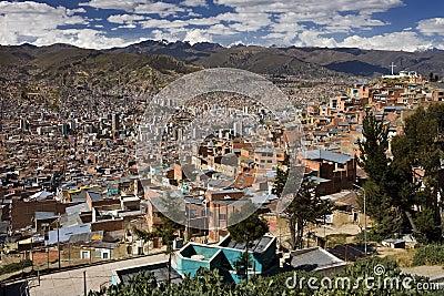 La Paz - Bolivia - South America