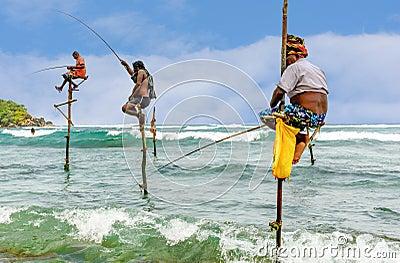 La pêche sur koubani vidéo le gardon de mer