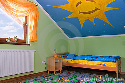 La pièce d enfants