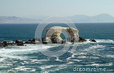 La Portada, Chile