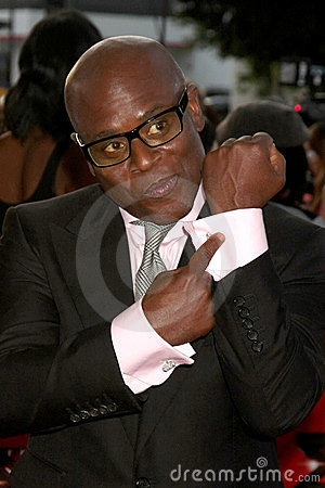 LA Reid Editorial Stock Image