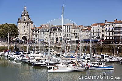 La Rochelle - Poitou Charentes - France Editorial Image