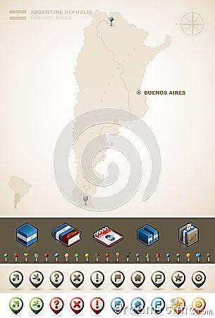 La république d Argentine