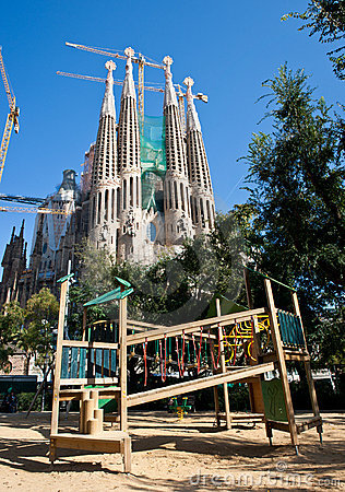 La Sagrada Familia Editorial Photography