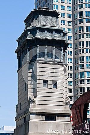 Free La Salle Bridge Chicago Stock Images - 23554184