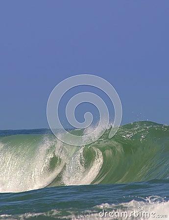 La Salsa Brava Surf Break
