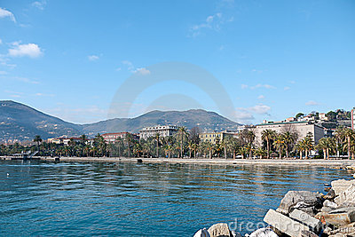 La Spezia - port and tourist destination Italy