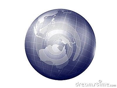 La terre - australie