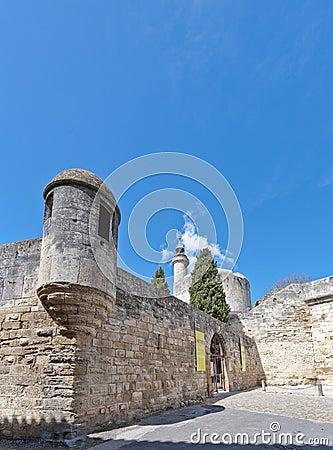 La Tour de Constance at Aigues Mortes, France