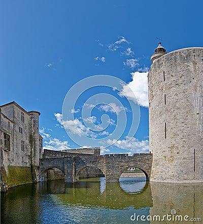 Free La Tour De Constance At Aigues Mortes, France Stock Images - 17262574