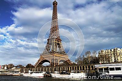 La Tour Eiffel (The Eiffel Tower)