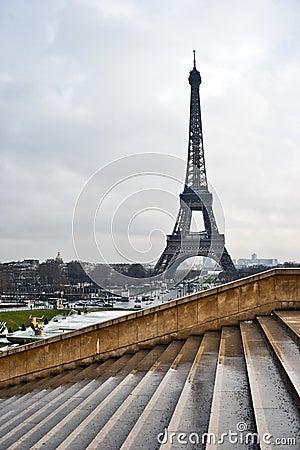 La Tour Eiffel view