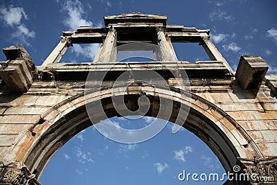 La voûte de Hadrian