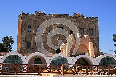 La Zisa in Palermo, Sicily