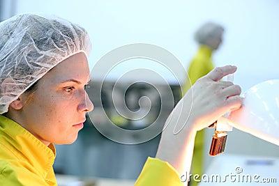 Lab Technician - Quality Control