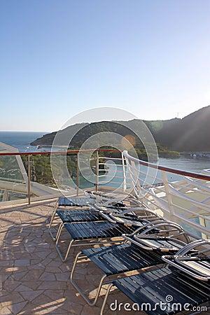 Labadee Haiti off a cruise ship