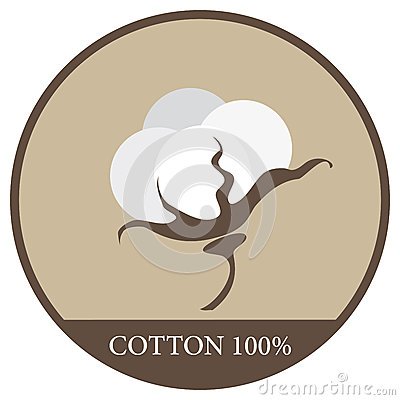 Label for cotton