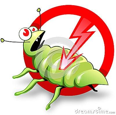 Kill Pest Clip Art