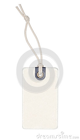 Label with string.