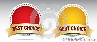 Labels- Best choice