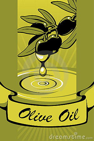 Labels for Olive Oil 2
