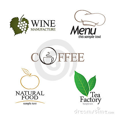 Free Labels Set Stock Photography - 21911212