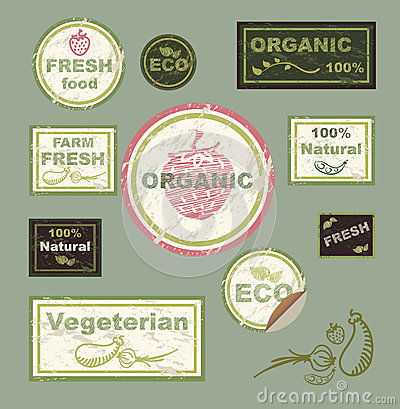 Labels, on the theme of ecology