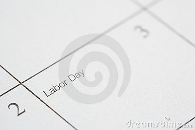 Labor Day.