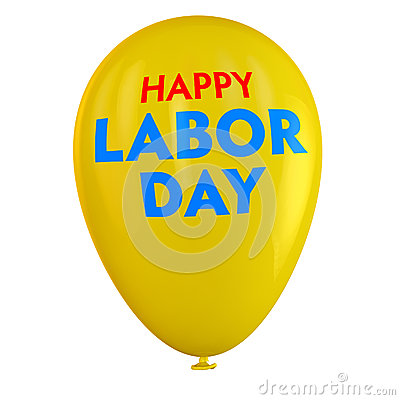 Labor Day Balloon