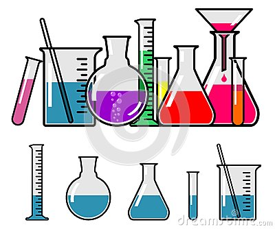 Laborancki glassware