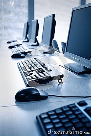 Laboratório do computador